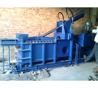 Double Action Baler Top Ejection