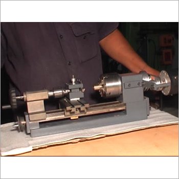 table top lathe machine