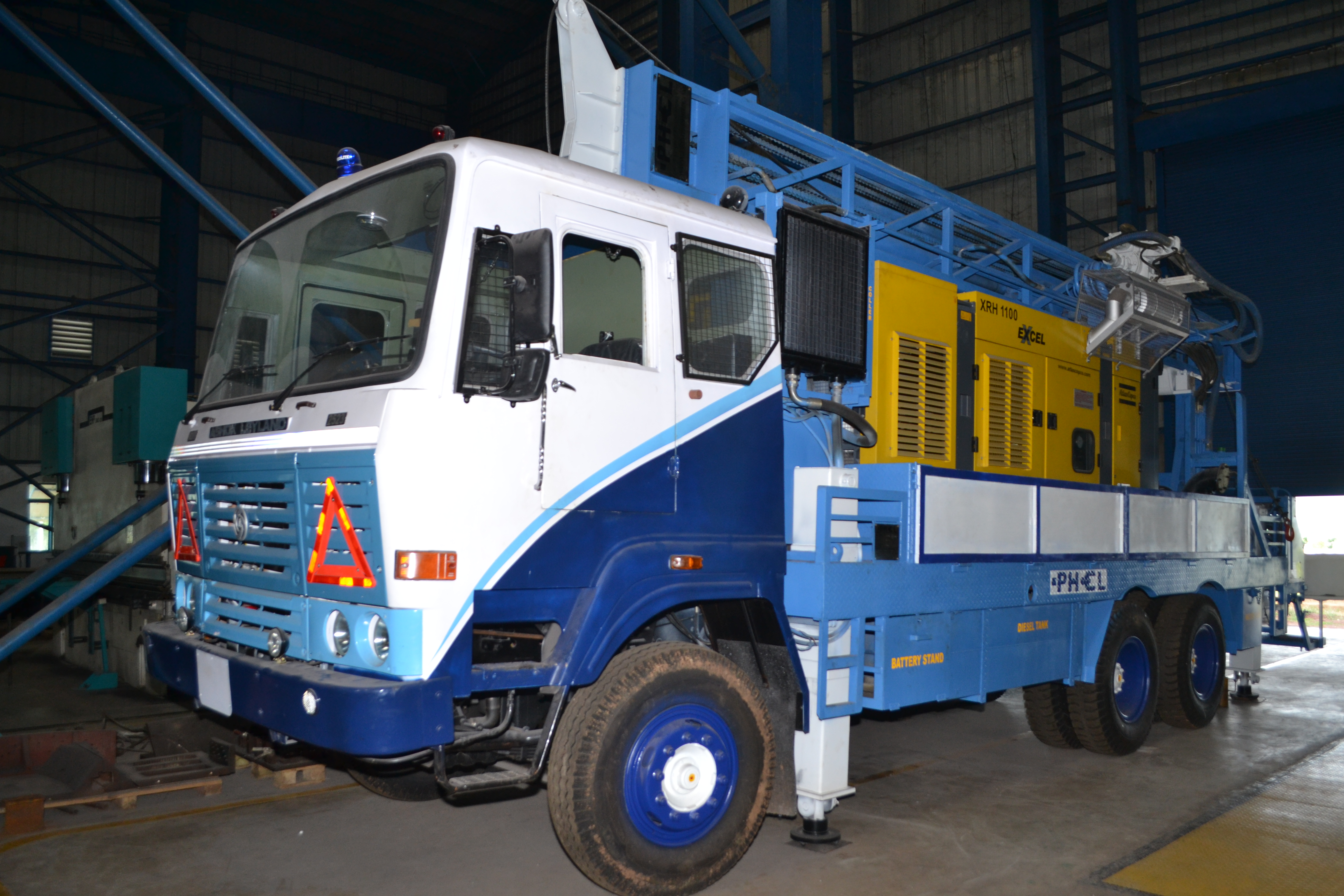 400 Truck Mounted water well Drilling Rig